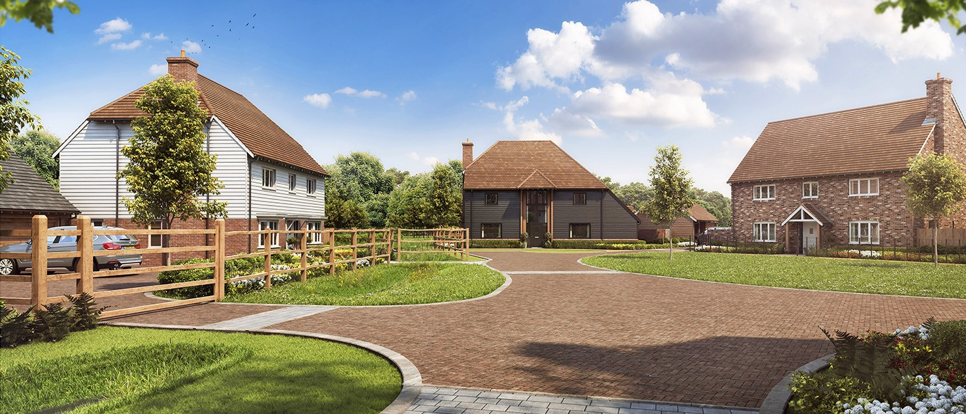 new homes - Chequers Green