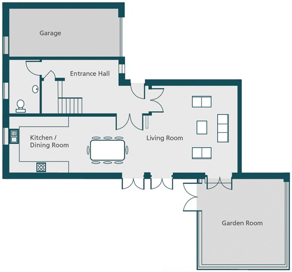 3. The Coach Houses Ground Floor