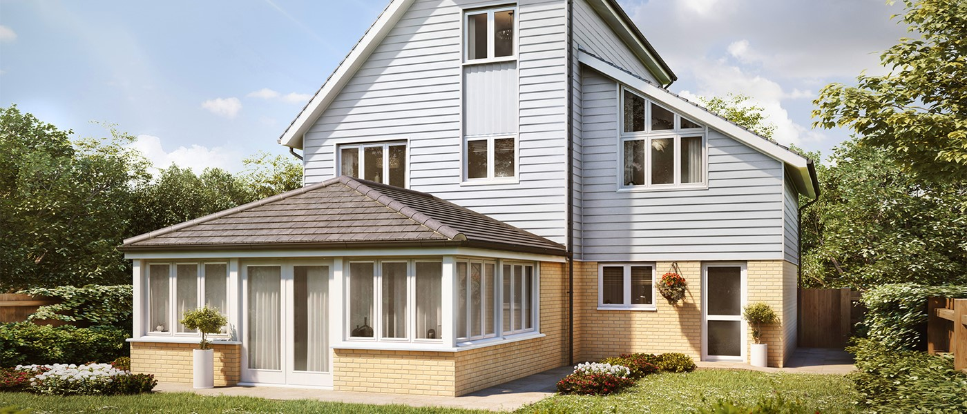 distinctive new homes - Capel-Le-Ferne