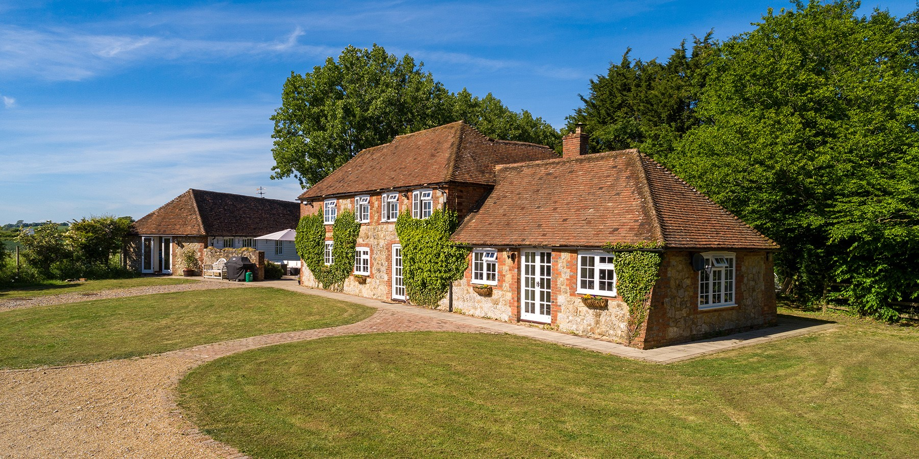 Little Netters - Converted Oast with Renovated Annexe for sale